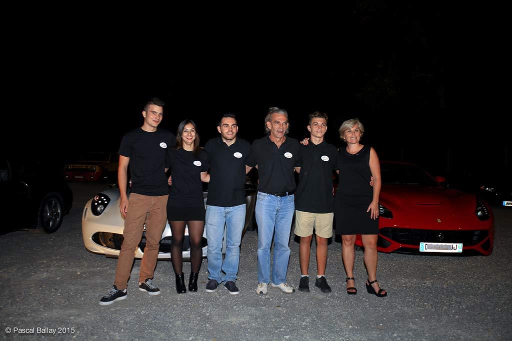 L'équipe du Paddock